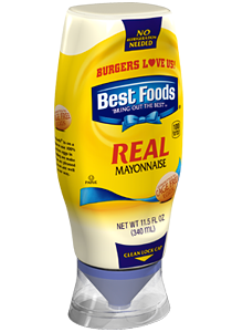 Best Foods® Real Mayonnaise-Squeeze Bottles - 10048001370507 - Put Best Foods® within their reach.