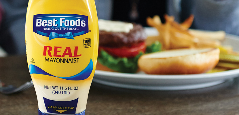 Best Foods® Real Mayonnaise-Squeeze Bottles - 10048001370507 - 8 out of 10 guests like to add their own condiments**