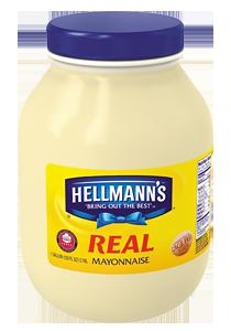 Hellmann's® Real Mayonnaise , - 10048001265308