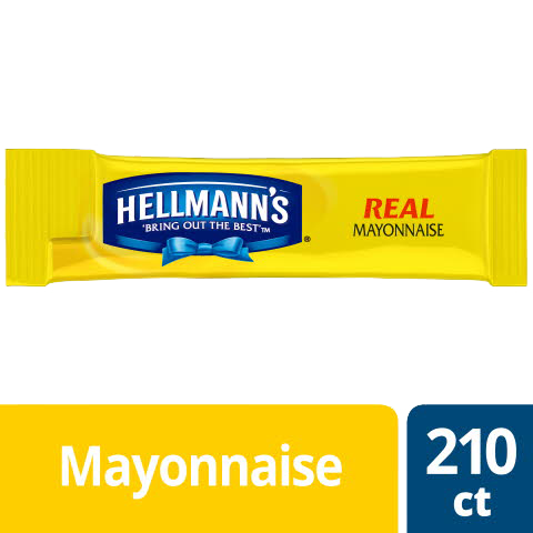 Hellmann's® Real Mayonnaise Portion Control Stick Pack