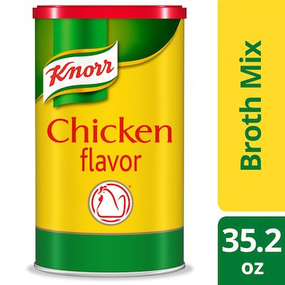 Knorr® Broth Mix Chicken Powder 1.82 pound, 6 count - Every day I have to bring authenticity into my dishes. From the seasonings to garnishes, my guests expect it.