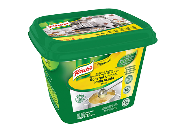 Knorr® Ultimate Chicken Reduced Sodium - 10048001499864