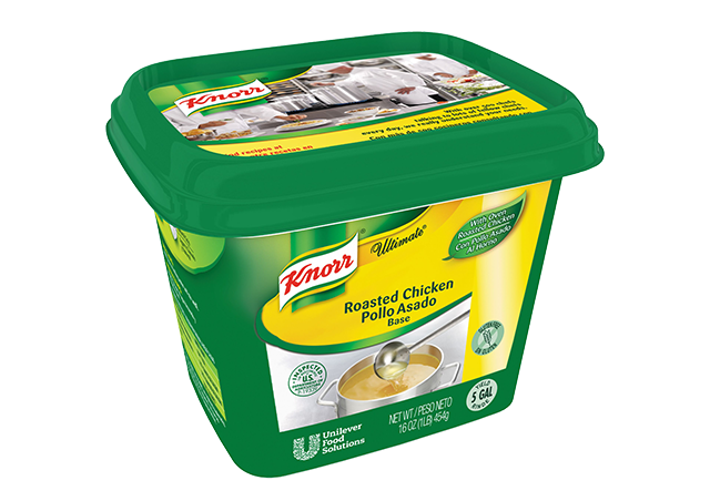 Knorr® Ultimate Refrigerated Base Chicken 6 pound