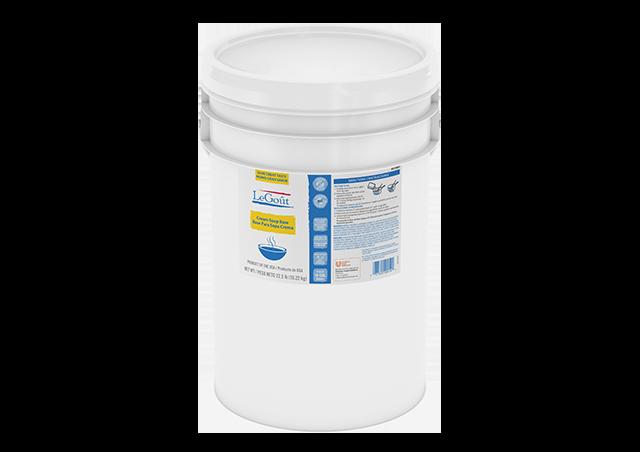 LeGoût® Cream Soup Base —Pail - 10037500000541