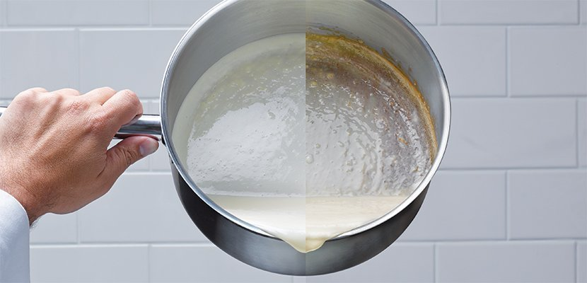 LeGoût® Cream Soup Base —Pouch (No MSG Added) - 10037500758961 - PERFORMS BETTER UNDER HEAT AS TESTED BY THE MASTER CHEF´S INSTITUTE™