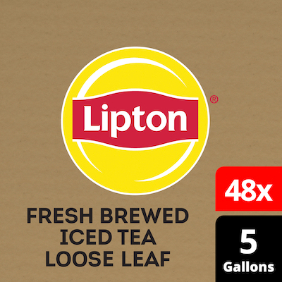 Lipton® Iced Tea Black 48 x 5 gal -