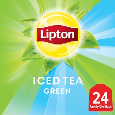 Lipton® Iced Tea Green 2 x 24 bags -