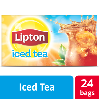 Lipton® Iced Tea Tea Bags Black Tea 3 gallon, 24 count -