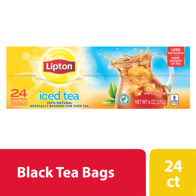 Lipton® Iced Tropical Flavored Black Tea 24 x 3 gal -