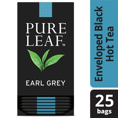 Pure Leaf® Hot Tea Earl Grey 6 x 25 bags - Pure Leaf ® Hot Teas match the careful craftsmanship of your menu.