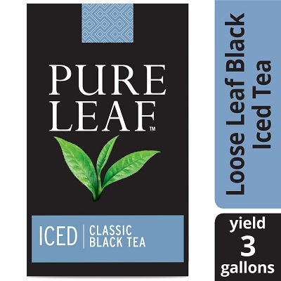 Pure Leaf® Iced Loose Tea Pouch Black 3 gallon, 32 count - Pure Leaf® Tea is made with the finest.