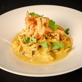 Cauliflower Khao Soi
