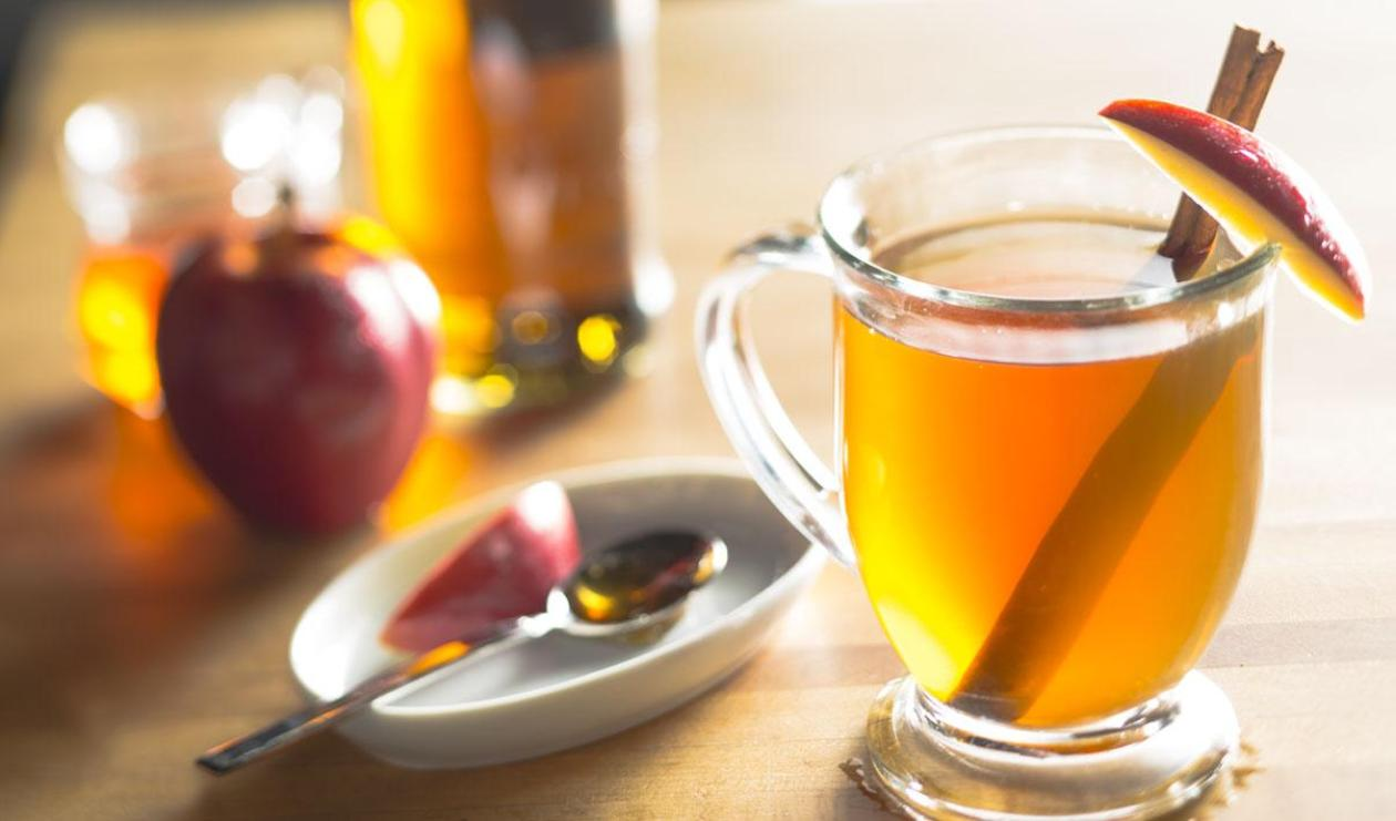 Apple Cider Tea Toddy  – recipe