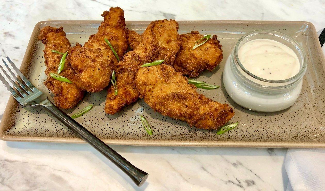 Buttermilk Chili Chicken Tenders – recipe
