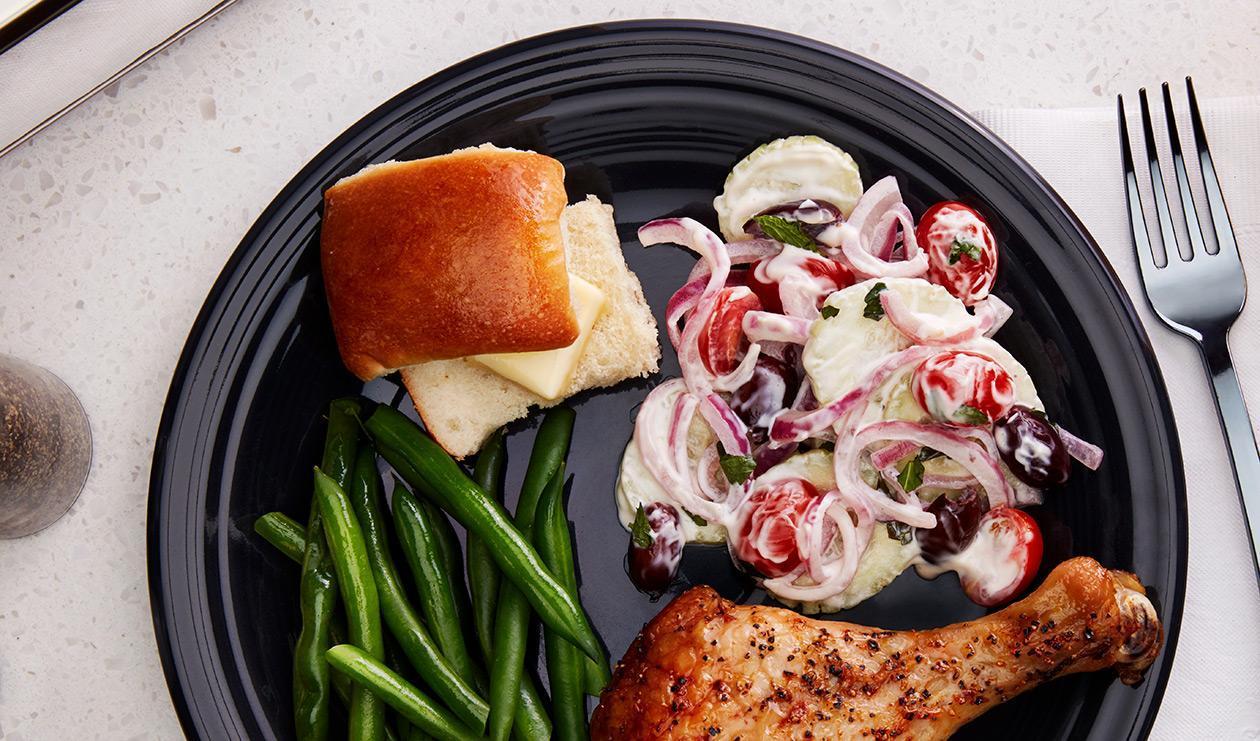 Greek Cucumber Salad – recipe