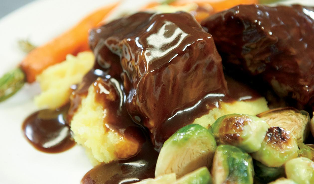 Korean Braised Short Ribs – recipe