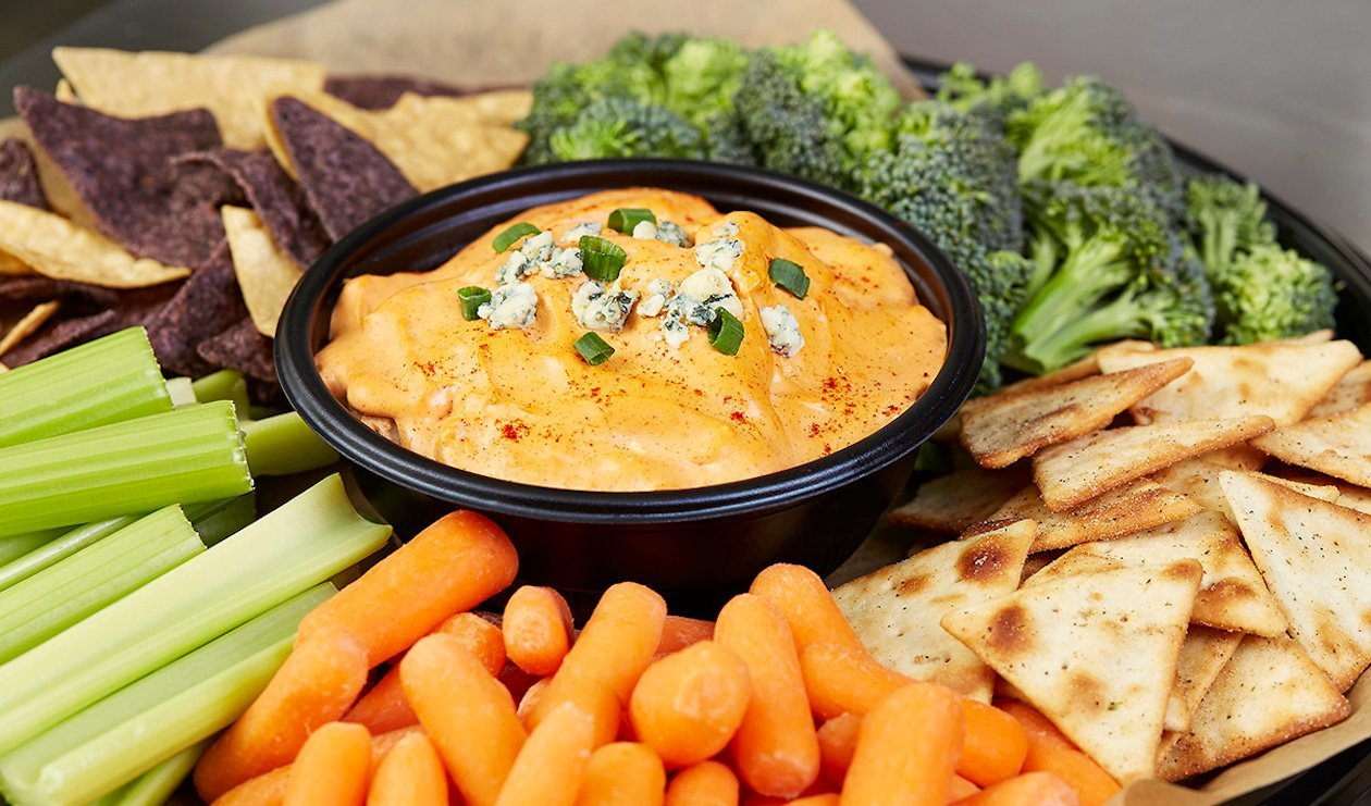 Slammin' Buffalo Chicken Dip – recipe