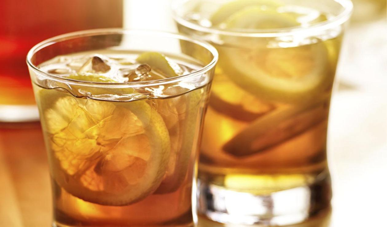 Spiked Arnold Palmer – recipe