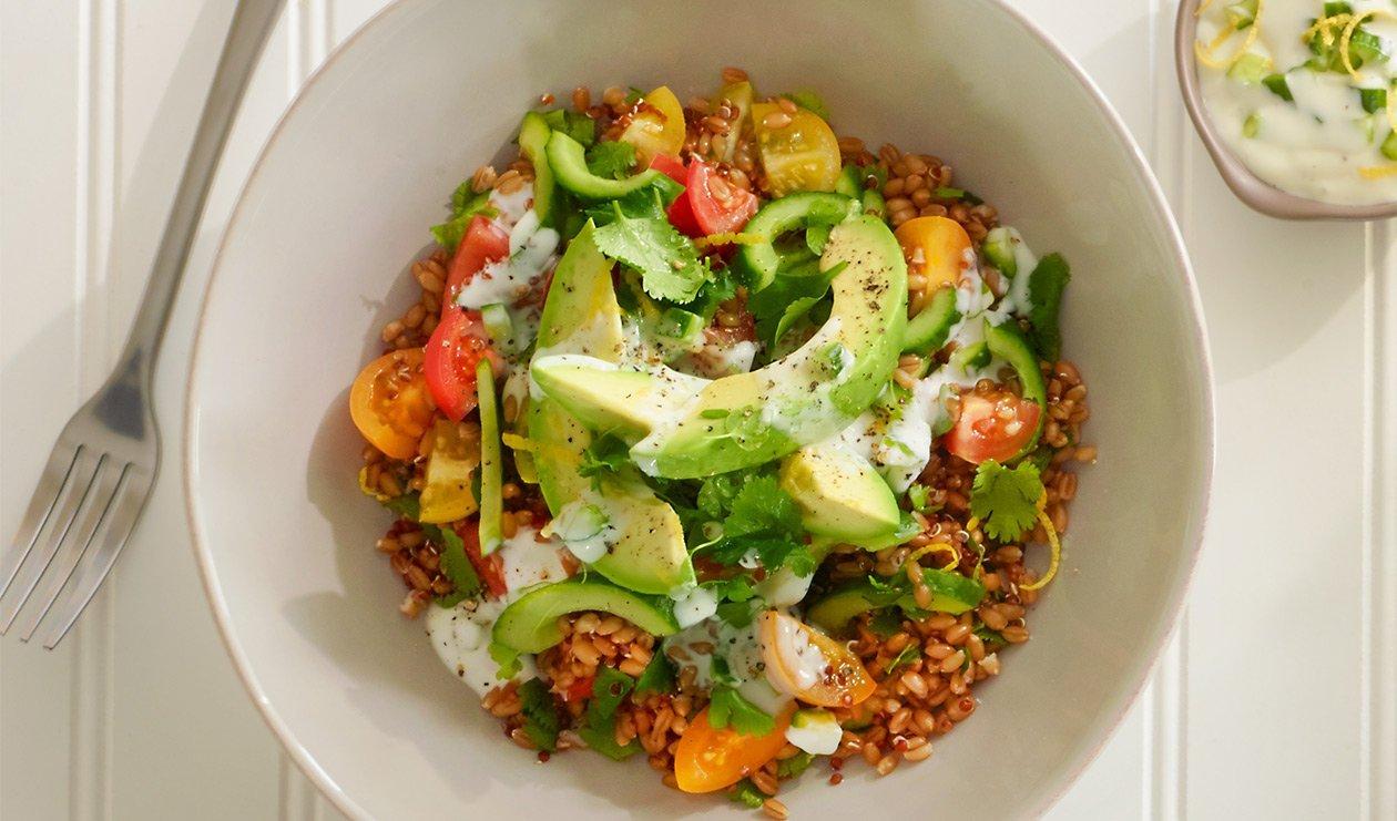 Tabbouleh and Herb Salad – recipe