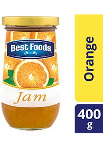 Best Foods Orange Marmalade 400g