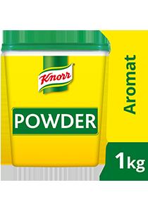 Knorr Aromat Seasoning Powder 1kg - Aromat Seasoning Powder is the favourite seasoning of Western chefs