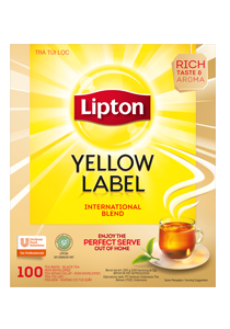 Lipton Yellow Label Tea 36x2g