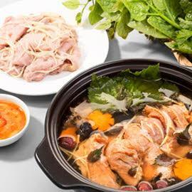 Goat with Chinese Yam Hot Pot