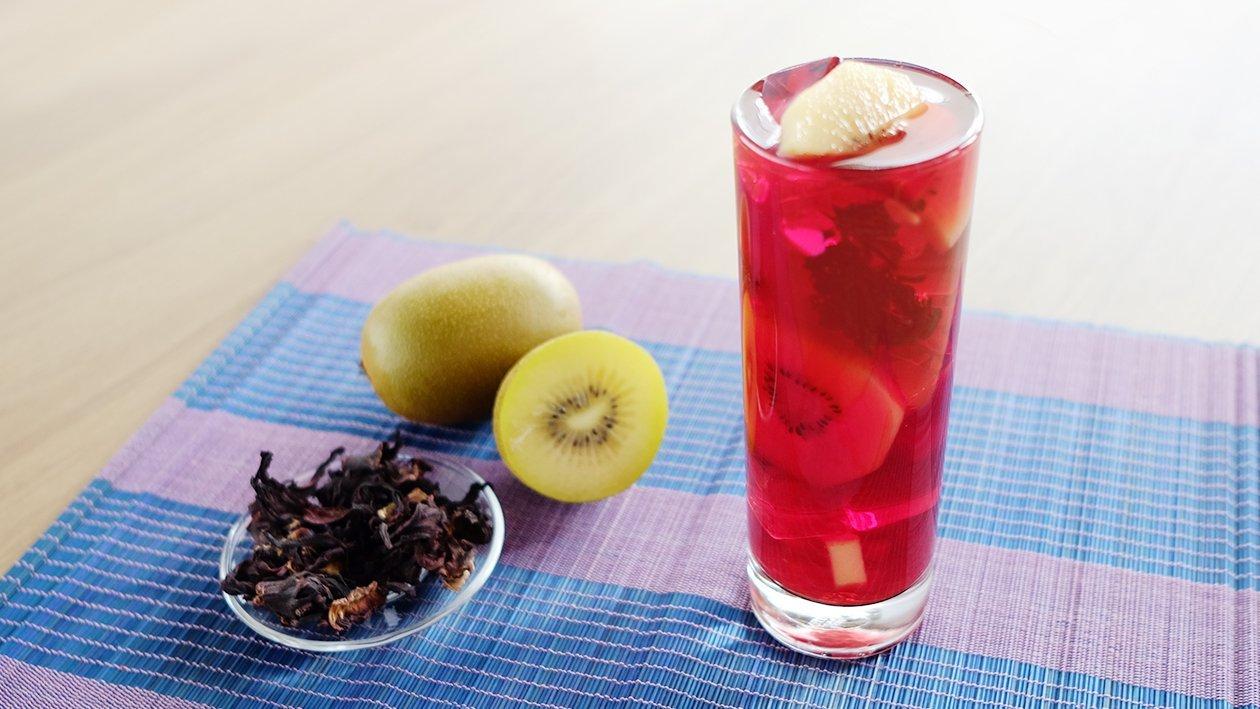 Artichaut Kiwi Lipton Tea