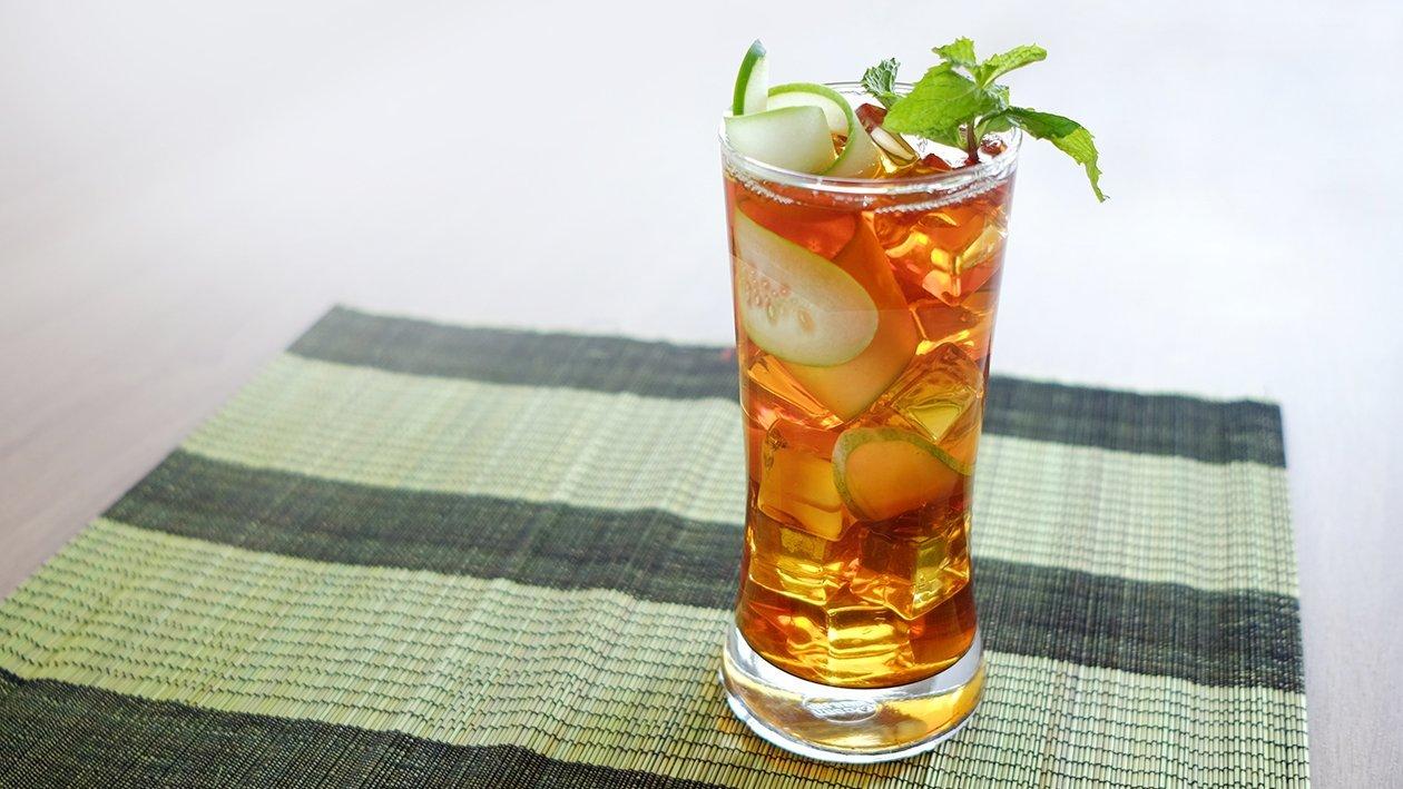 Cucumber and Mojito Lipton Tea