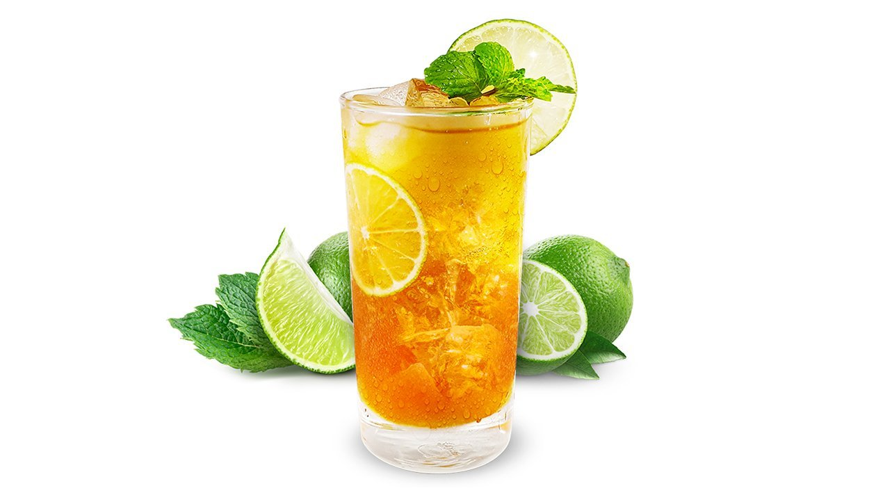 Energizing Lemon Tea