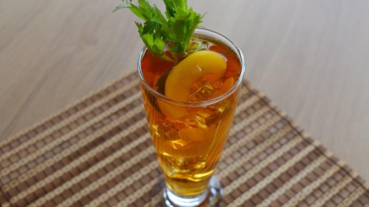 Honey Peach Lipton Tea