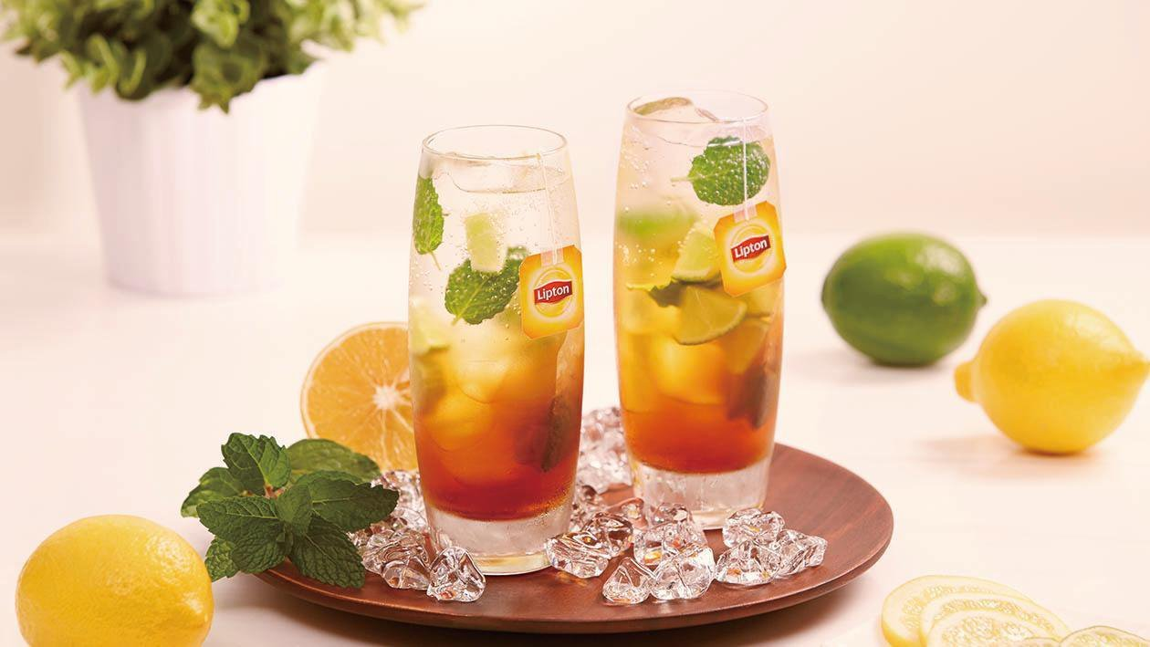 Lemon Iced Tea Recipe Unilever Food Solutions