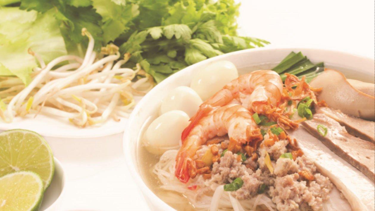 Nam Vang Noodles Soup