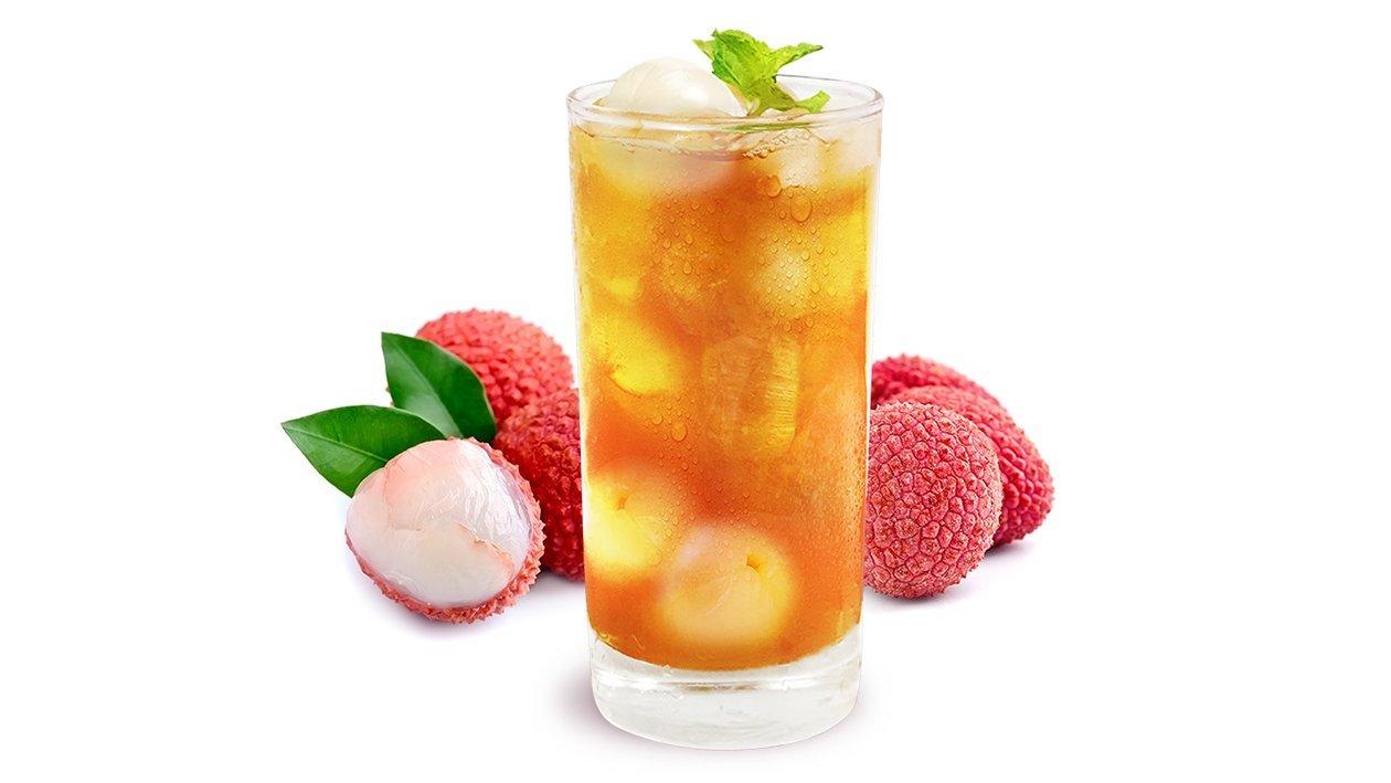 Sweet Lychee Tea