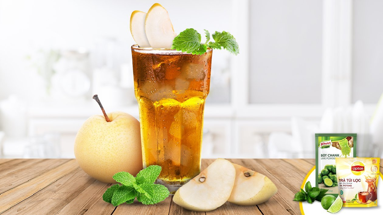 Yellow Pear Tea