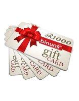 Binuns R1000 Online Gift Card