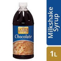 CARTE D'OR Chocolate Milkshake Syrup