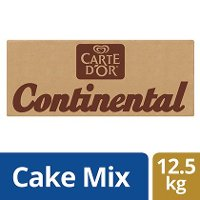 CARTE D'OR Continental Cake Mix