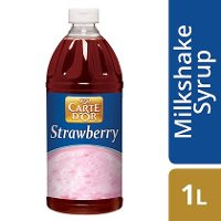 CARTE D'OR Strawberry Milkshake Syrup