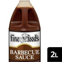 Fine Foods Barbeque Sauce