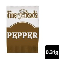 Fine Foods Pepper Sachets