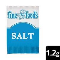 Fine Foods Salt Sachets