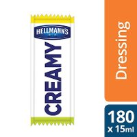 Hellmann's Creamy Salad Dressing Sachets