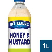 Hellmann's Honey & Mustard Salad Dressing