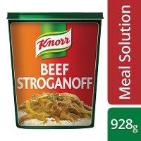 Knorr Beef Stroganoff