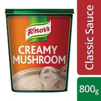 Knorr Classic Creamy Mushroom Sauce