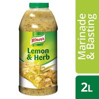 KNORR Lemon and Herb Marinade