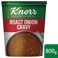 Knorr Professional Roast Onion Gravy Powder, 800 g
