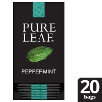 Pure Leaf Peppermint Herbal Tea