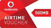 Vodacom - 500MB / 30 days